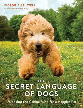 Image of front cover of The Secret Language of Dogs